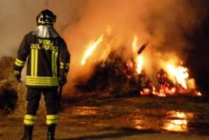 Emergenza incendi. Piromane arrestato a Sciacca