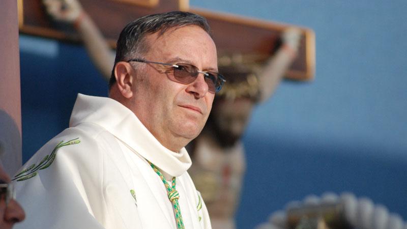 """Cattedrale, don Franco: """" mi fa male l'indifferenza degli agrigentini"""""""