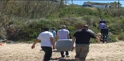 E' Vincenzo Spirio il corpo ritrovato privo di vita  sulla spiaggia di Eraclea Minoa
