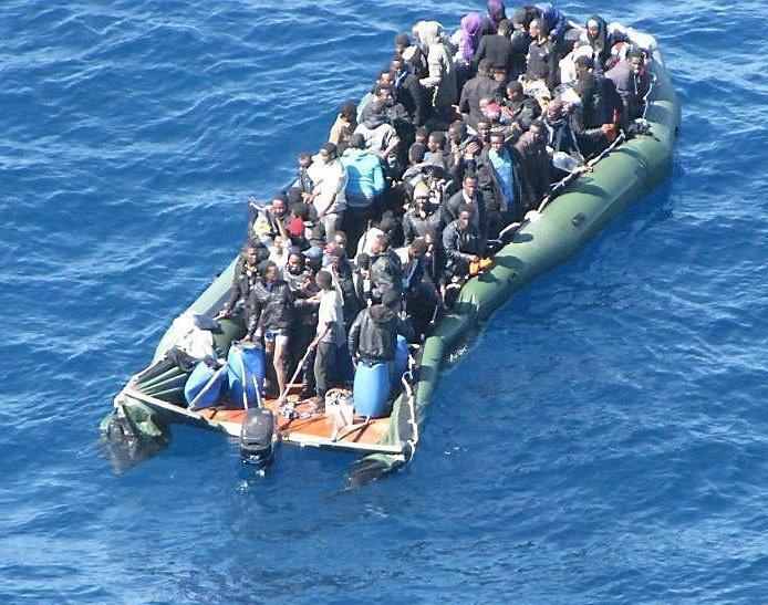 Immigrazione, aumenta il numero dei morti in mare
