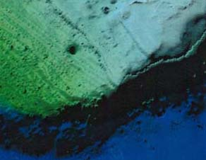 grande cratere canale di Sicilia