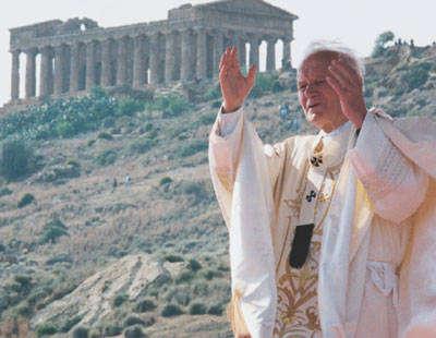 Sono trascorsi 23 anni dalla visita del Papa ad Agrigento