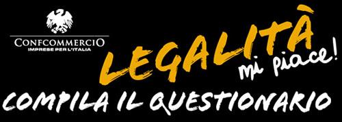 Legalità mi piace, confcommercio Agrigento