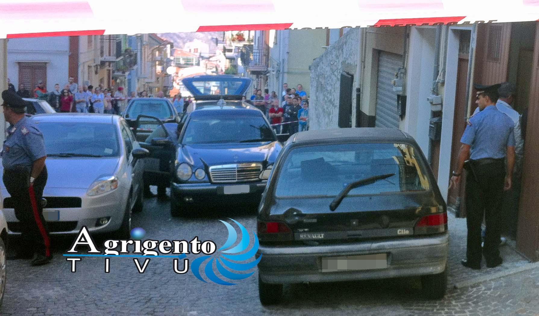 Omicidio-Suicidio a San Giovanni Gemini