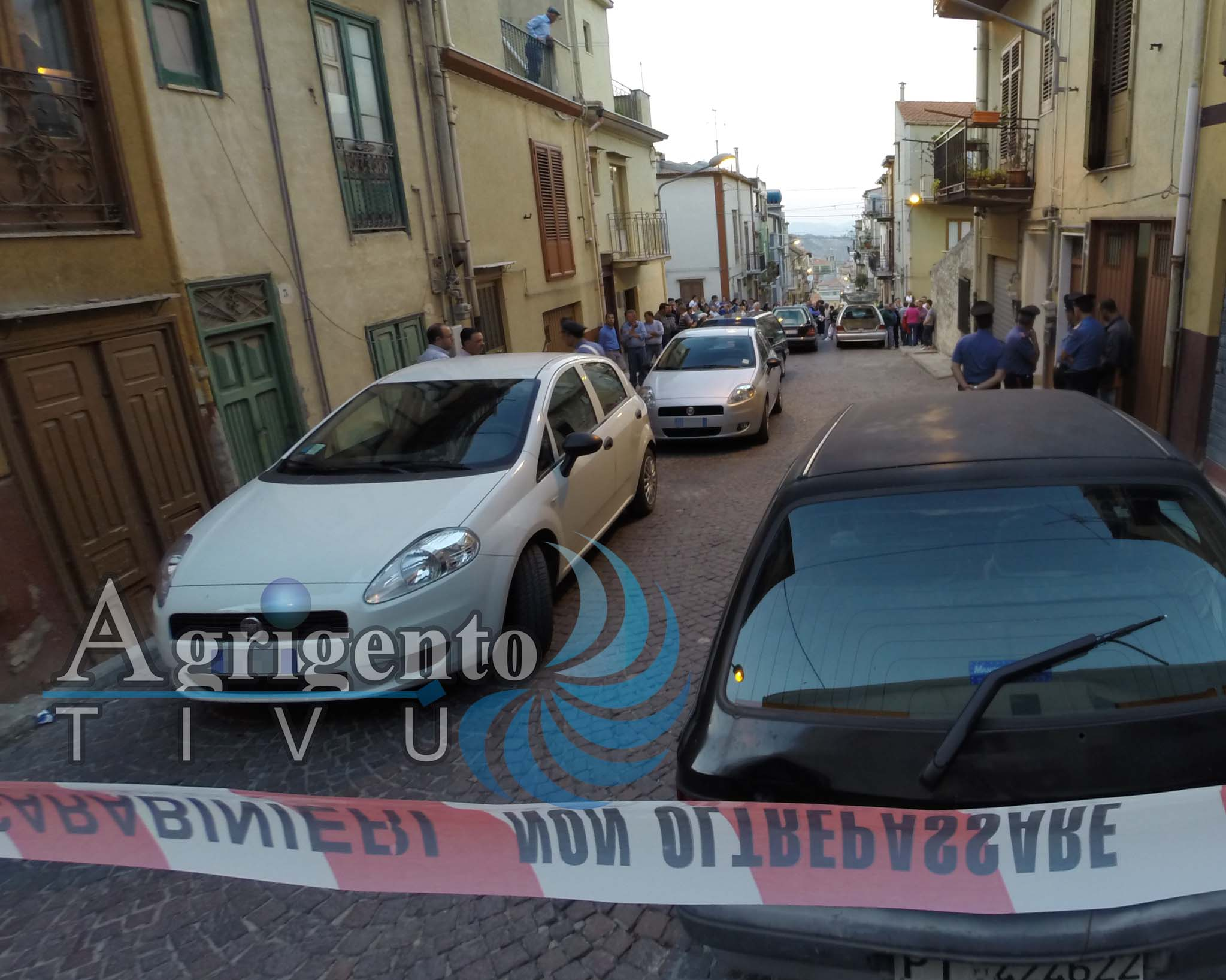 Duplice omicidio – suicidio a San Giovanni Gemini