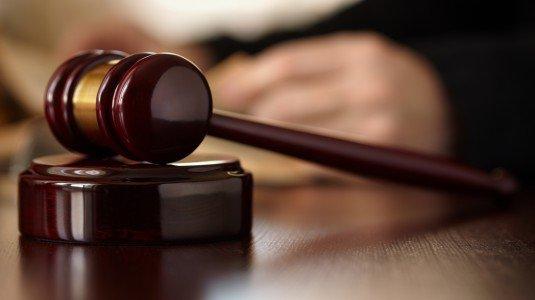 La cronaca giudiziaria