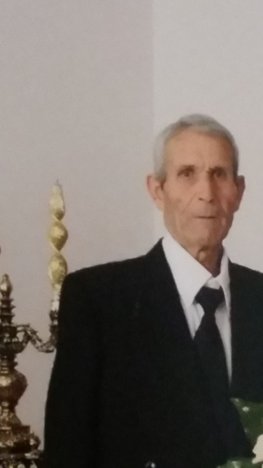 RITROVATO CADAVERE LUIGI SANFILIPPO
