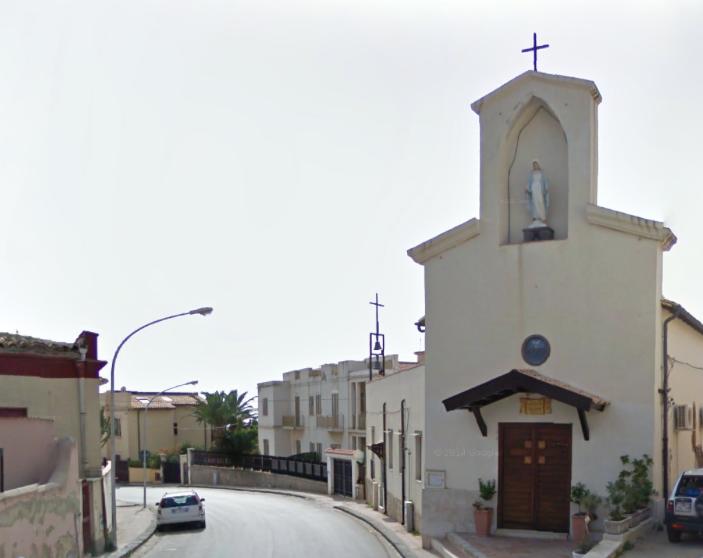 Santa messa a San leone