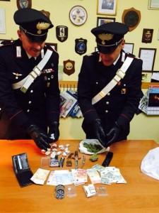 Droga a Licata, quattro persone arrestate bis