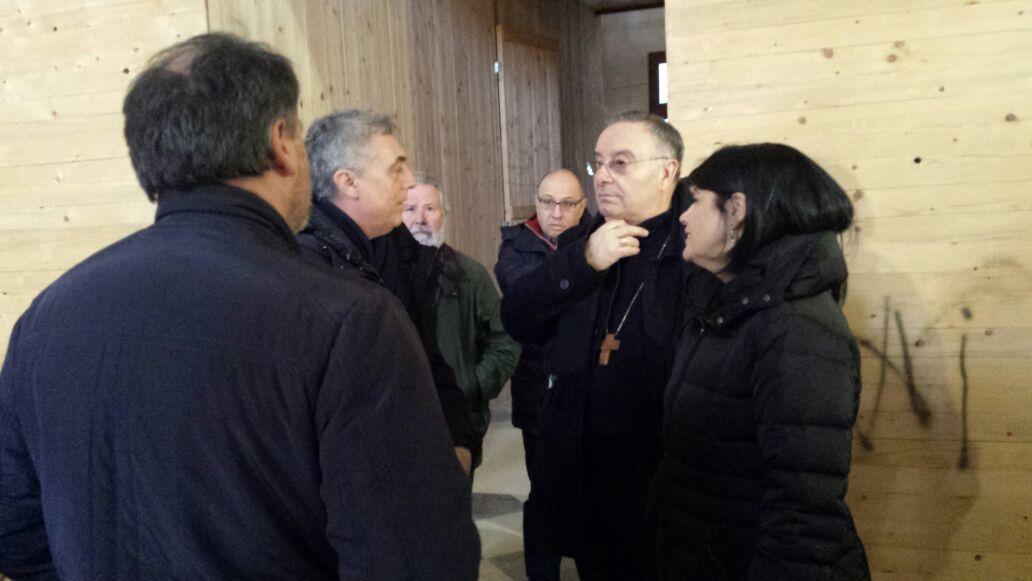 Maria Iacono, PD, incontra Stefano Boeri e Don Franco Montenegro, Le città invivibili prospettive per una rinascita urbana.