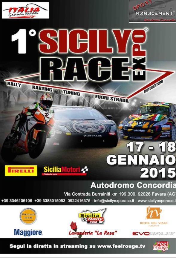 1° Sicily Expo Race