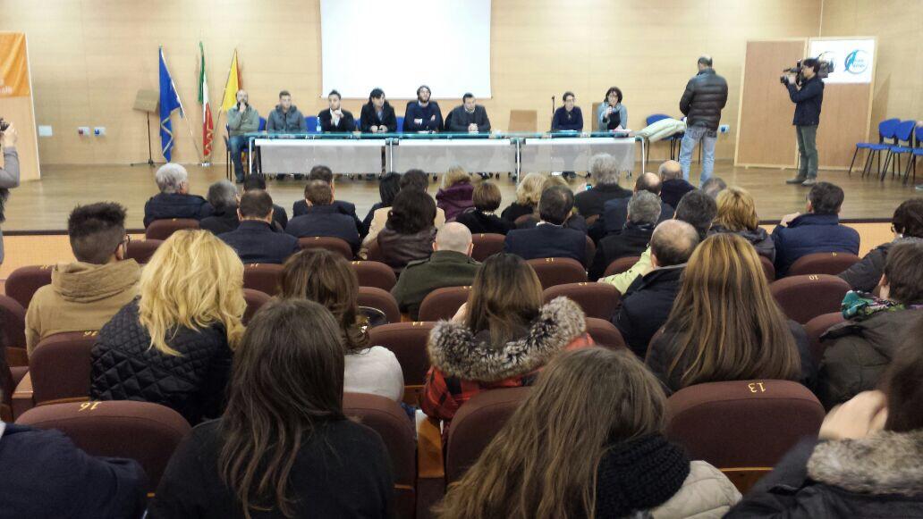 Al Cupa assemblea generale tra studenti e politici