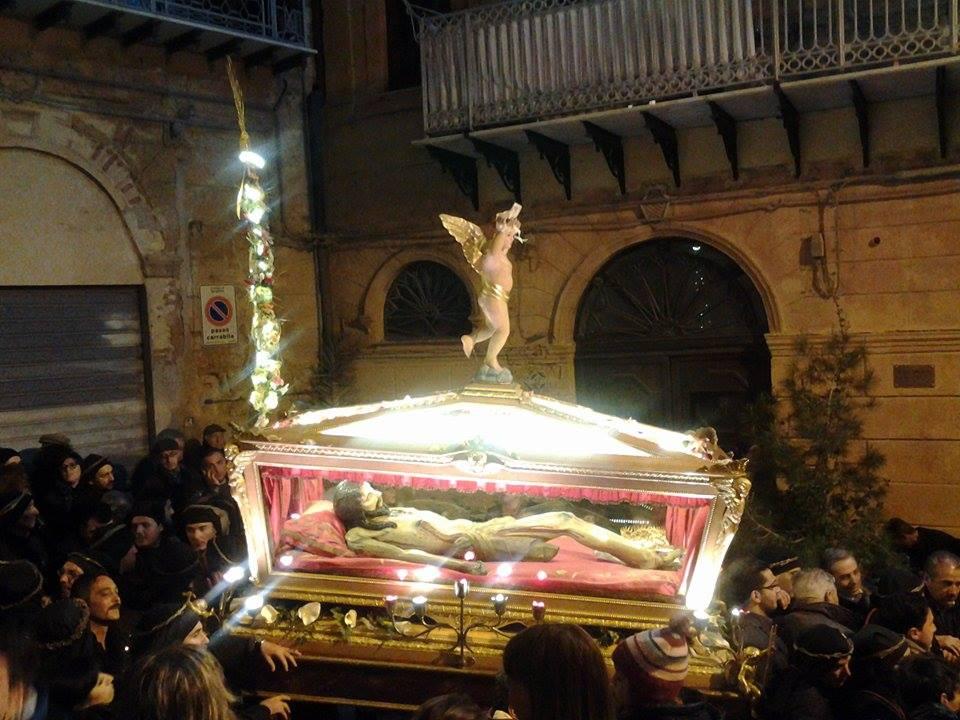 Venerdi Santo ad Agrigento