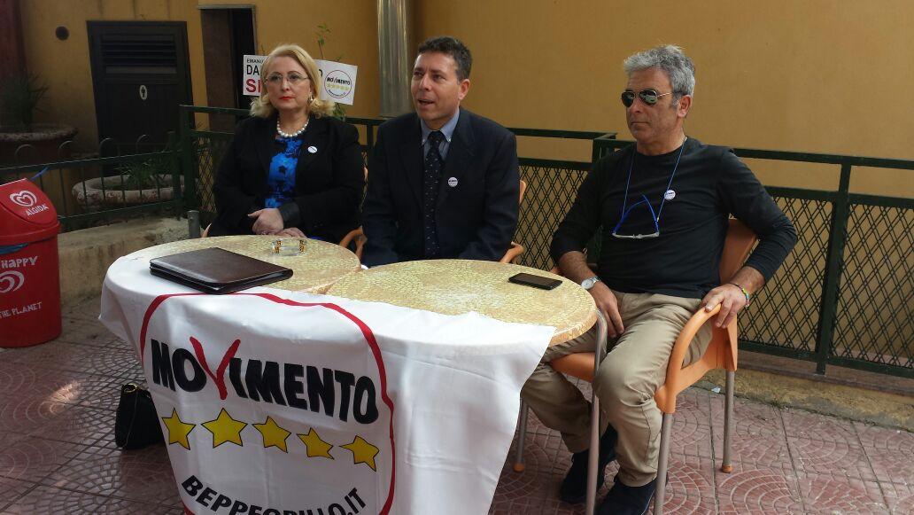 Rita Monella e Marcello La Scala designati assessori Movimento Cinque Stelle