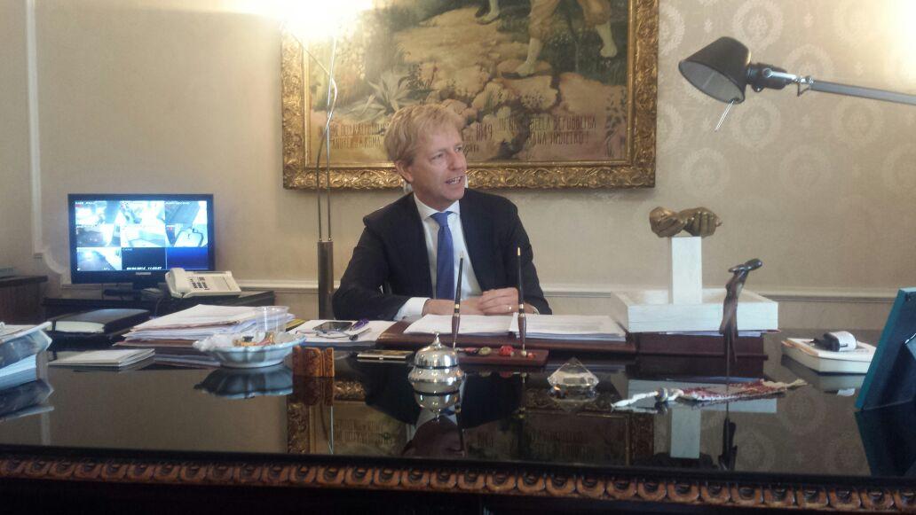 Dal  1 Maggio Lillo Firetto non sarà il sindaco di Porto Empedocle, annunciate oggi le sue dimissioni