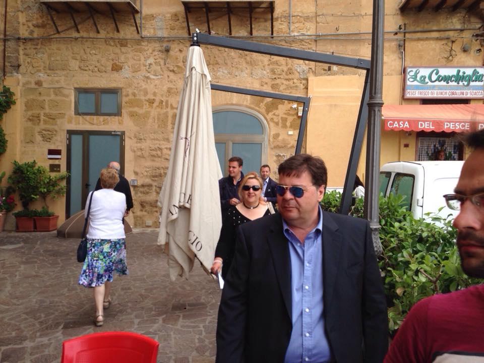 """Silvio Alessi: """"Risanare il Comune ma creare anche occasioni di sviluppo"""""""