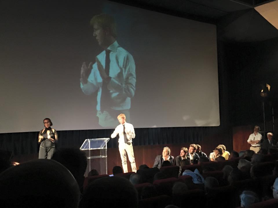 Buongiorno Agrigento, Lillo Firetto ha incontrato gli agrigentini al Cinema Astor