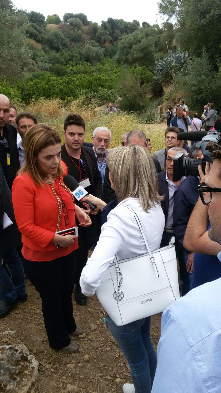 Cleo Li Calzi risponde ai candidati a sindaco di Agrigento Alessi, Arnone, Cirino, Dalli Cardillo, Di Rosa e Marcolin