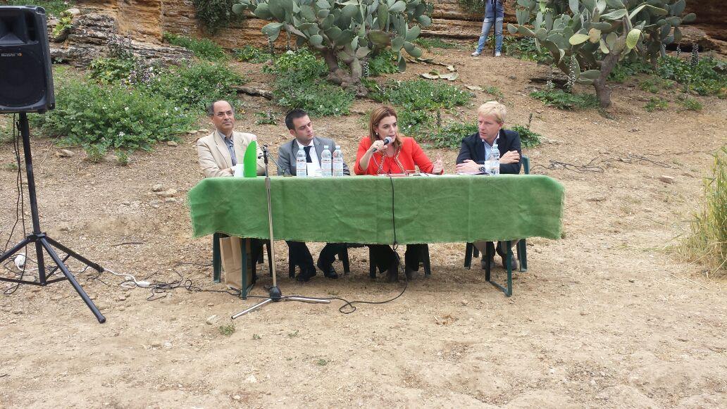 Sviluppo turistico ad Agrigento, incontro con Li Calzi e Firetto