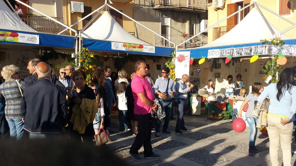 La nostra Expo 2015 a Sant'Anna