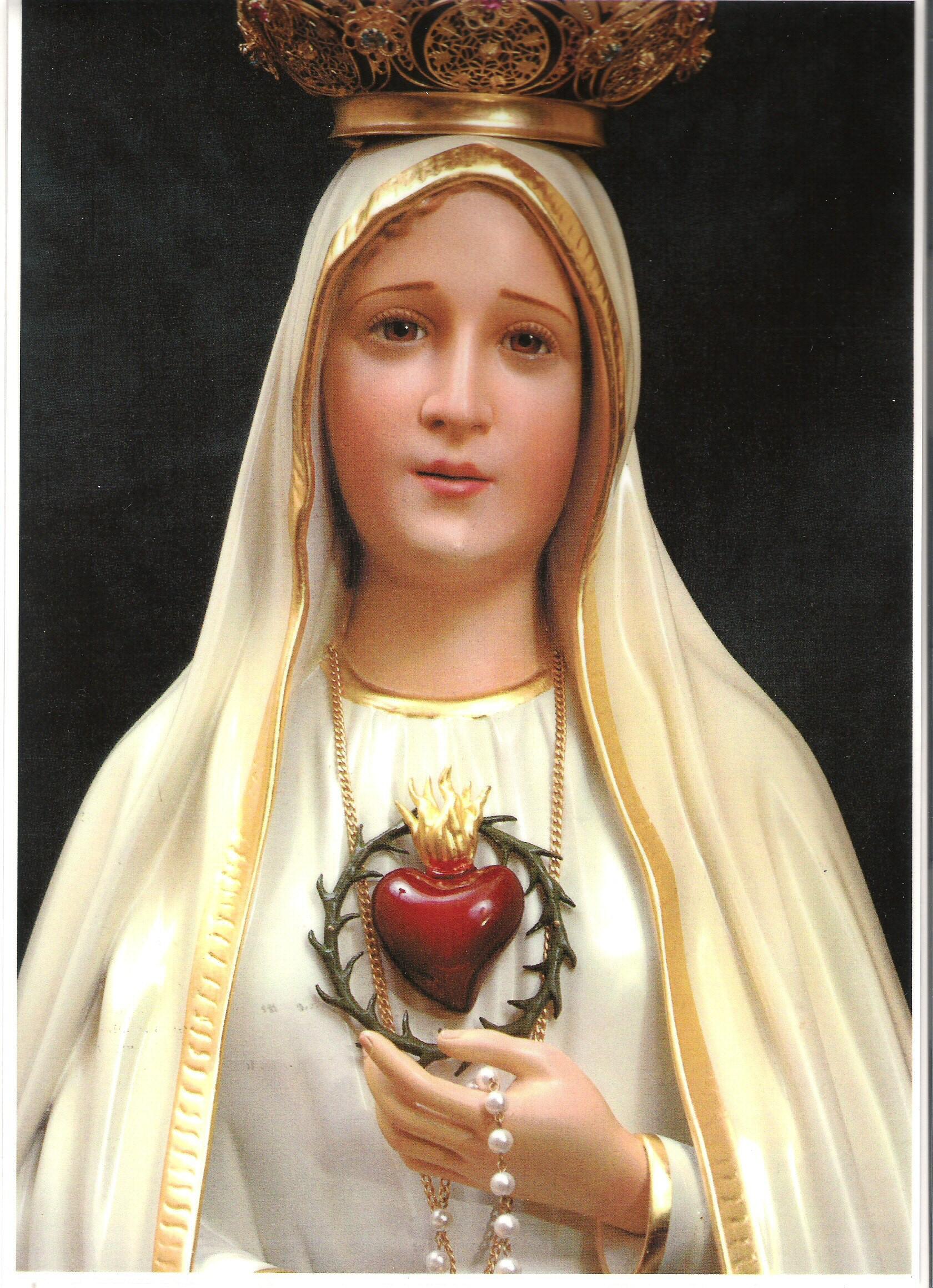 Agrigento ricorda oggi la prima apparizione di Fatima