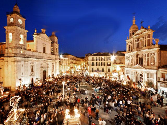 Occhio dell'Unesco sulla Settimana Santa di Caltanissetta