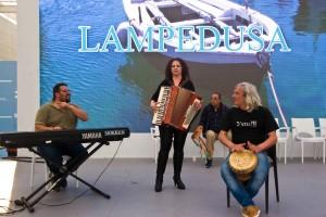 Musica e intrattenimento al Cluster Bio-Mediterraneo di Expo 2015
