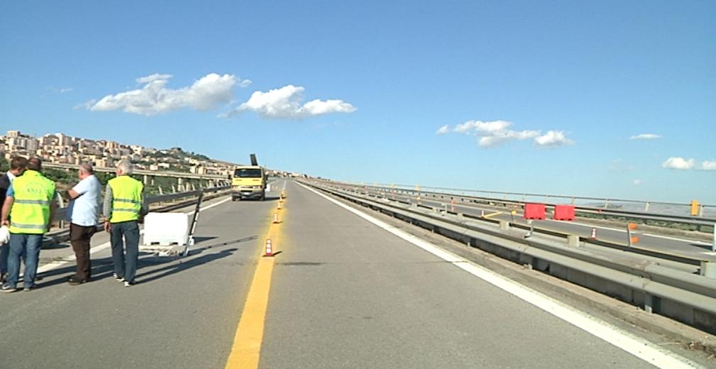 Viadotto Akragas ancora chiuso, effettuati i carotaggi si aspetta l'esito delle analisi