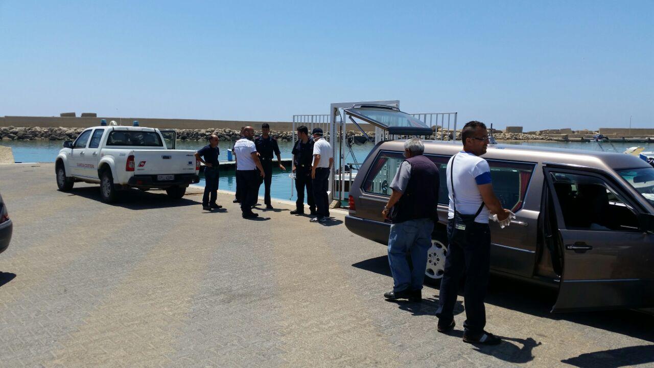 Agrigento, cadavere ritrovato nel mare di San Lorenzo$