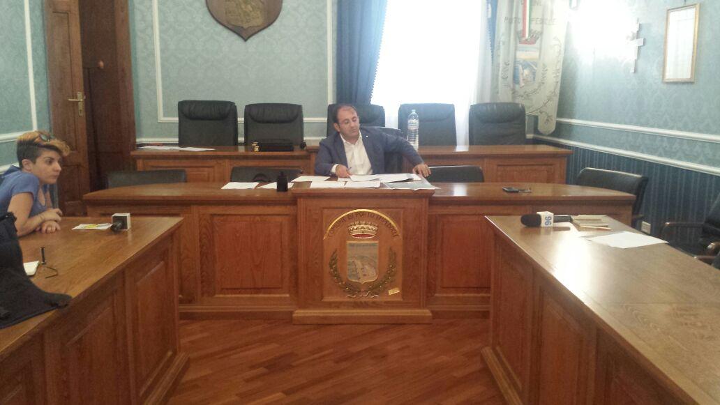 Casse comunali empedocline in crisi di liquidità, ad annunciarlo Luigi Troja, Presidente del consiglio comunale