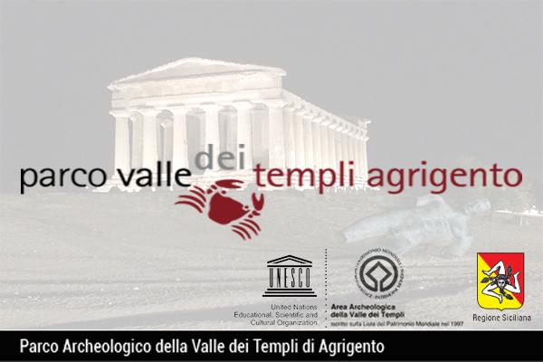 banner parco valle dei templi