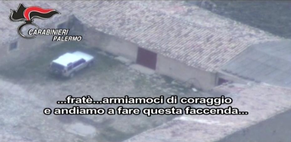 Mafia blitz a Corleone, progettavano di assassinare Angelino Alfano