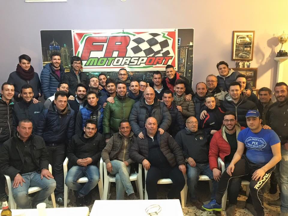 Favara, nasce la scuderia FR MotorSport
