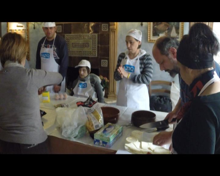 Aragona, disabili del centro sociale cuochi per un giorno
