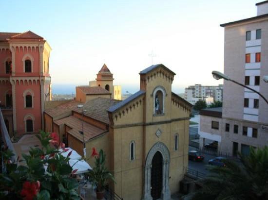 Furto al santuario di San Calogero