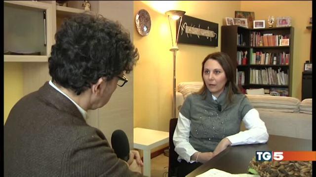Diritti negati, il Tg 5 si occupa del calvario di una maestra di Favara