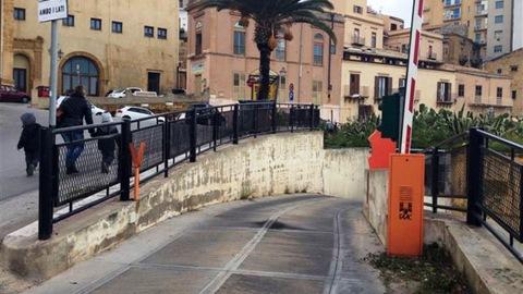 Agrigento, chiusura per manutenzione del pluripiano di via Nenni e trovare parcheggio sarà una caccia al tesoro