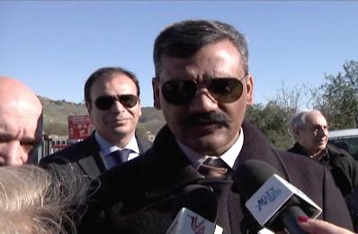 L'imprenditore indiano Mahesh Panchavaktra visita Agrigento