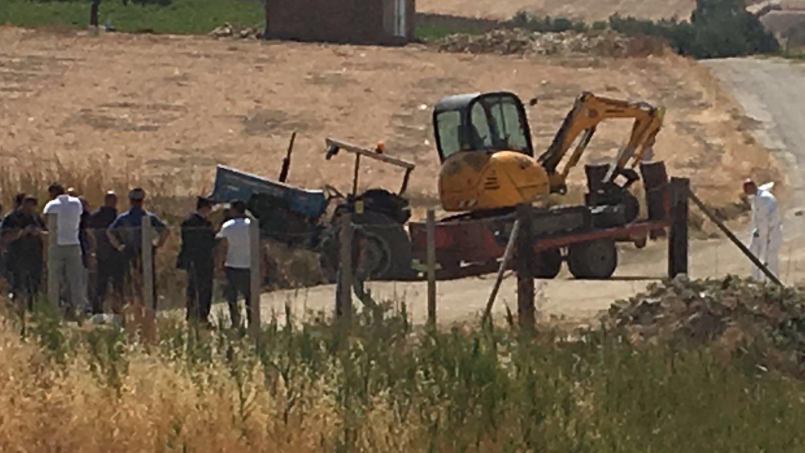 Omicidio nelle campagne di Agrigento, ucciso un uomo di 39 anni