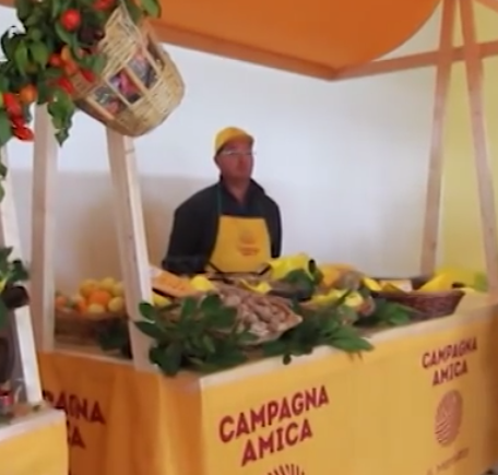 Agrigento Inaugurato il mercato del contadino aperto News Agrigentotv