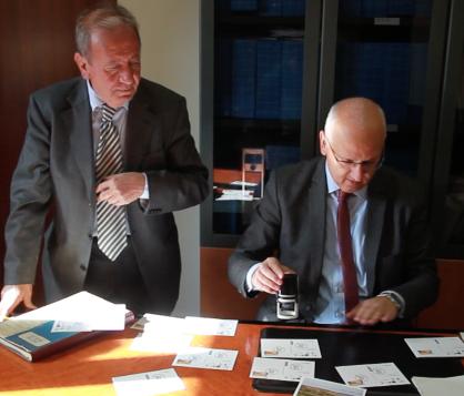 20anni di Unesco per Agrigento  Intervista al commissario Marino News Agrigentotv
