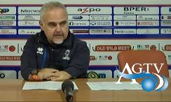 Fortitudo – Eurobasket Roma  Le interviste del dopo gara News Agrigentotv
