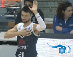 Fortitudo Eurobasket Roma Intervista ad Alessandro Piazza News Agrigentotv