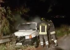 Agrigento. Incidente autonomo con auto rubata  fermato un giovane News Agrigentotv