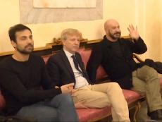 """Teatro. Al Pirandello debutta """"Dopo il silenzio"""" con Lo Monaco e Pozzi News Agrigentotv"""