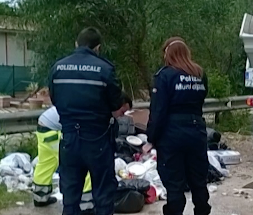 Riparte la lotta senza quartiere a Porto Empedocle contro gli incivili della differenziata News Agrigentotv