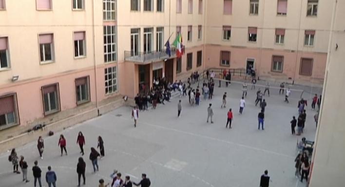 """Open Day al Liceo """"R. Politi"""" di Agrigento."""