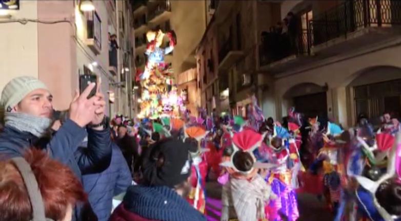 A Sciacca impazza il Carnevale News Agrigentotv
