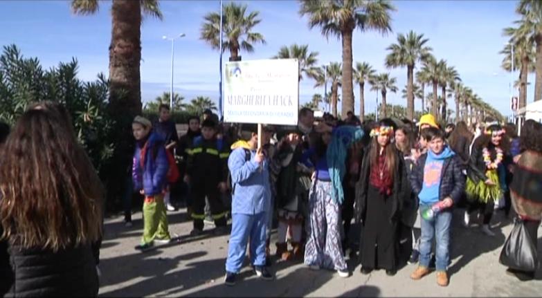 Il Carnevale ad Agrigento News Agrigentotv