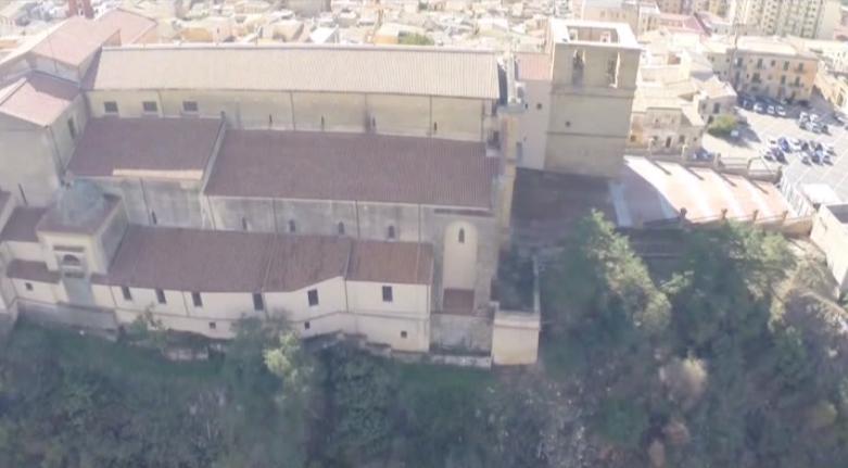 Sono iniziati i lavori di consolidamento della Cattedrale di Agrigento.